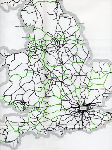 beeching-map-green-lines-proosed-for-closure-phil-marsh-collection